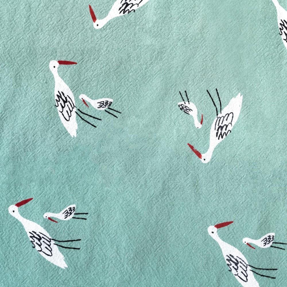 Rustic cotton - Katia - Salinas Birds