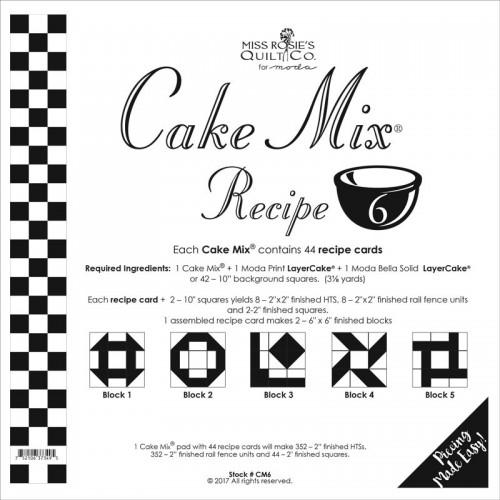 Cake Mix Recipe 6