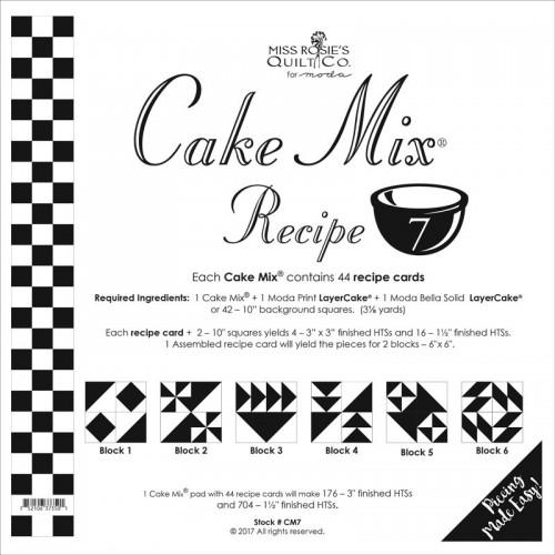 Cake Mix Recipe 7