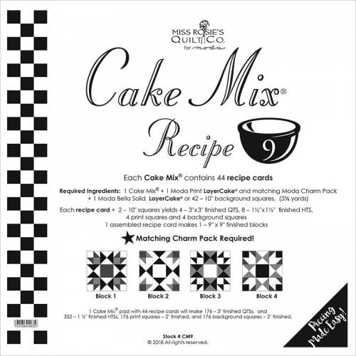 Cake Mix Recipe 9