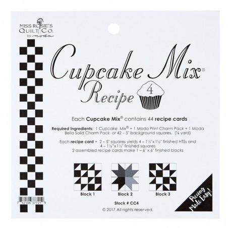Cupcakake Mix Recipe 4