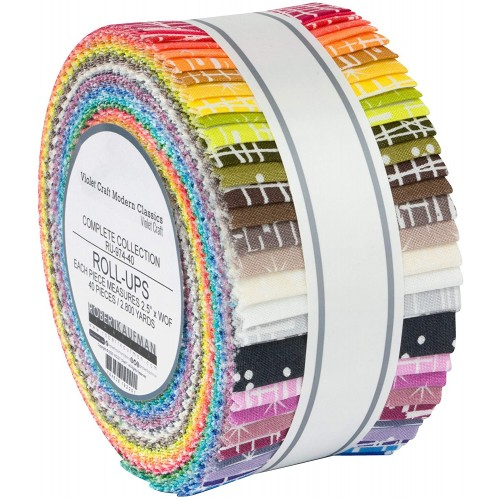 Jelly roll - 40 strisce -...