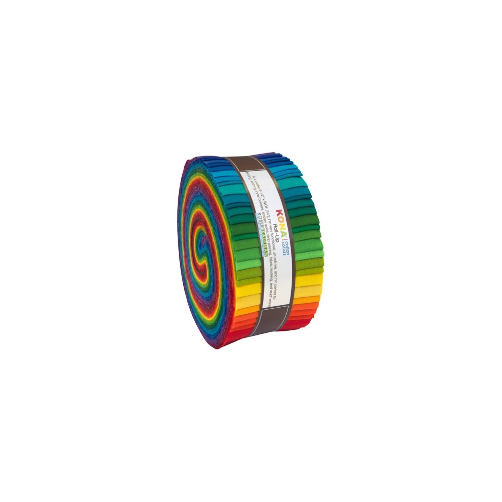 Roll up - 41 strisce - New Classic Palette - Kona Cotton - RU-228-41