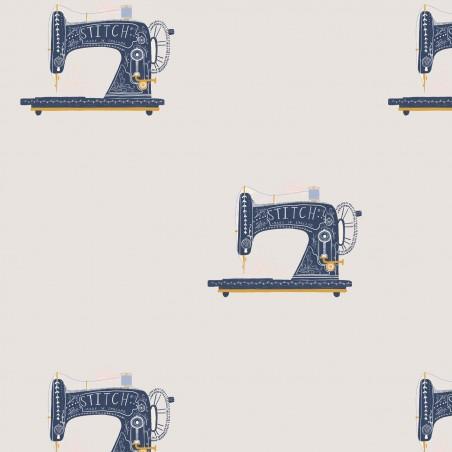 Katia - Canvas gold - Sewing machine