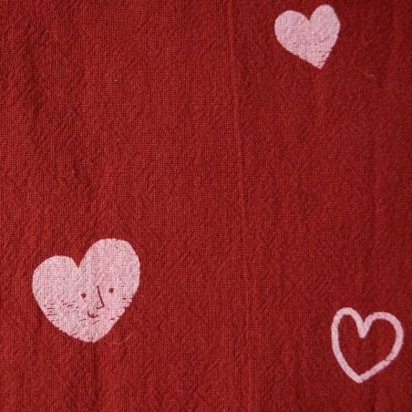 Rustic cotton - Katia - Hearts 8