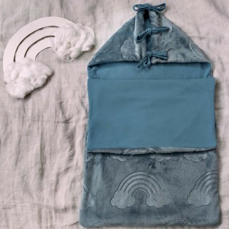 Teddy Fur - Airy Blue TF3