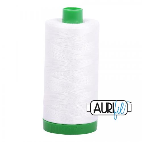 Aurifil 40WT - Large spool - 2021