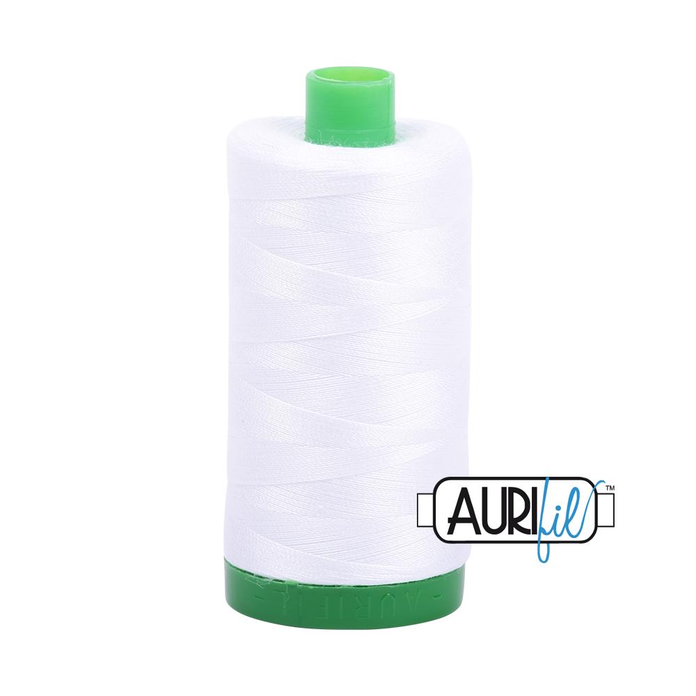 Aurifil 40WT - Large spool - 2024