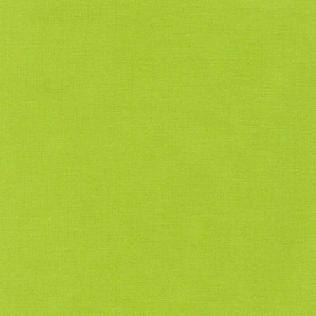 Solidi Kona cotton - Chartreuse