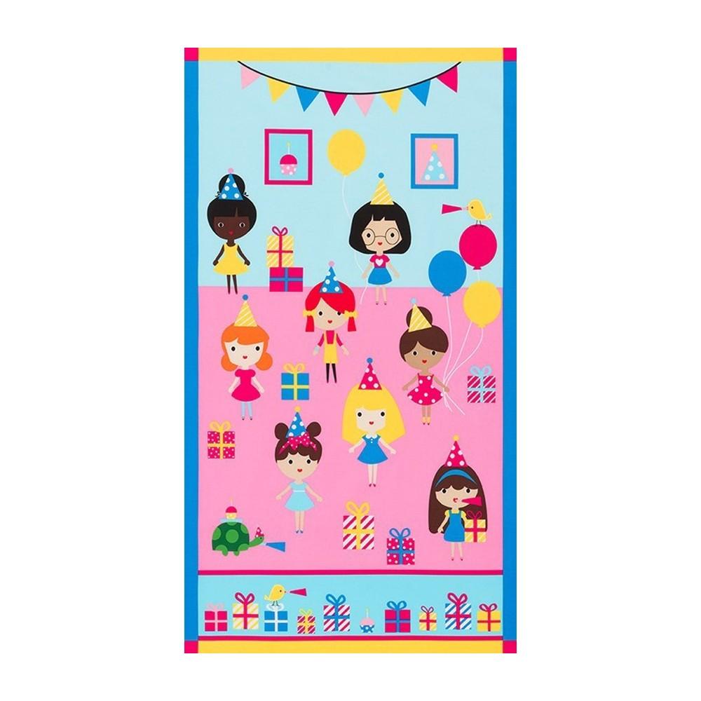 Girls friends - Pannello festa