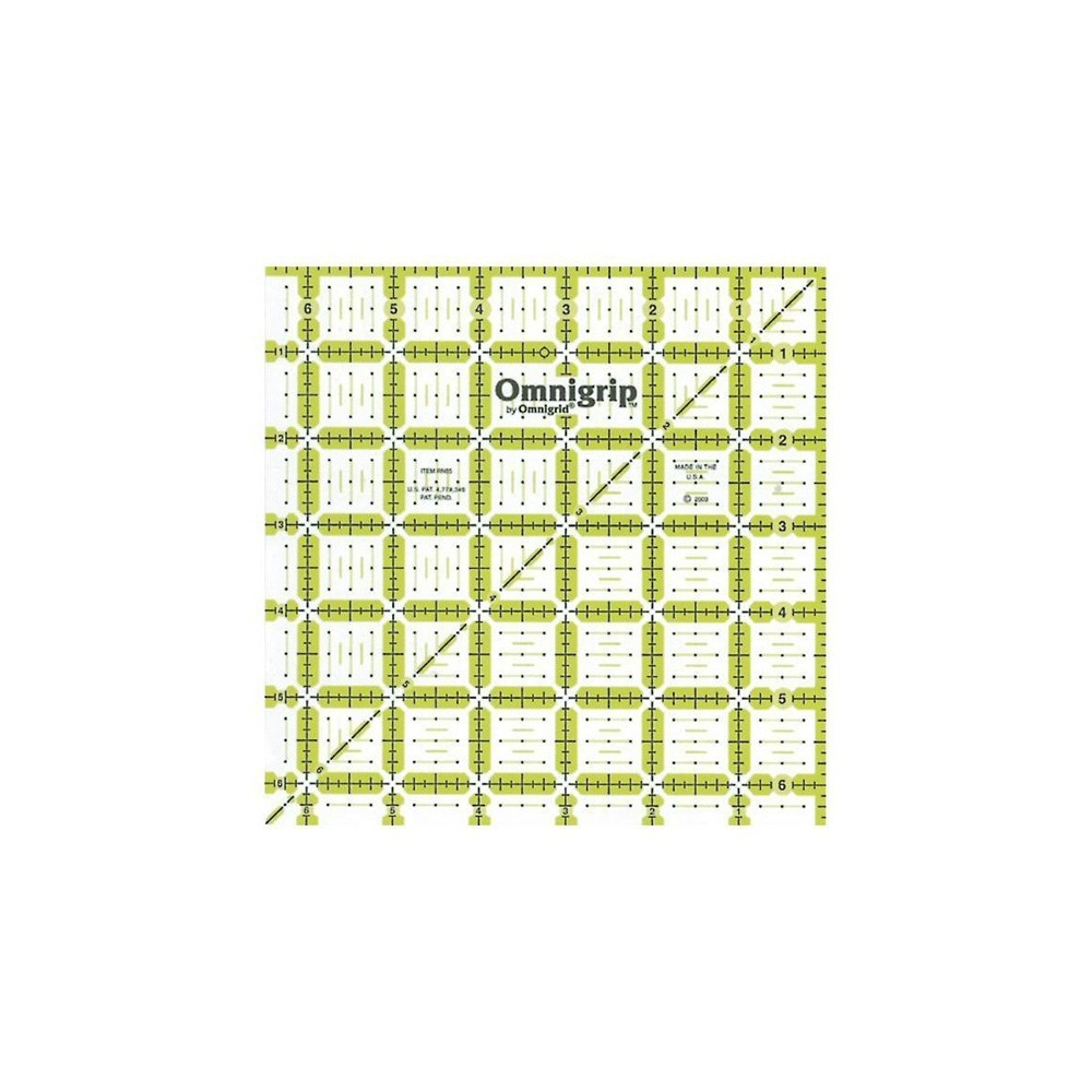 Regolo 6,5x6,5 inch omnigrip