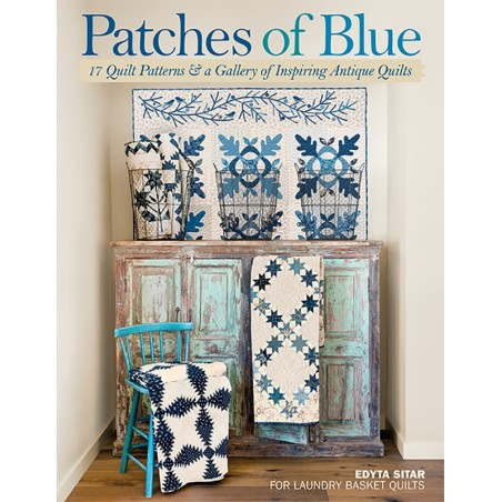 Patches of blue