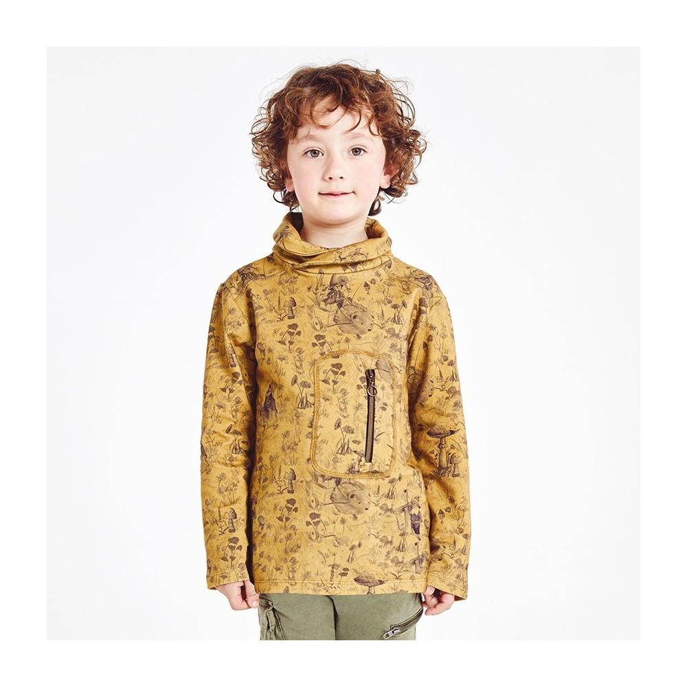 Cartamodello Katia 2319- K15 - Cartamodello felpa per bambini
