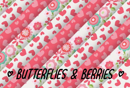 Butterflies&berries
