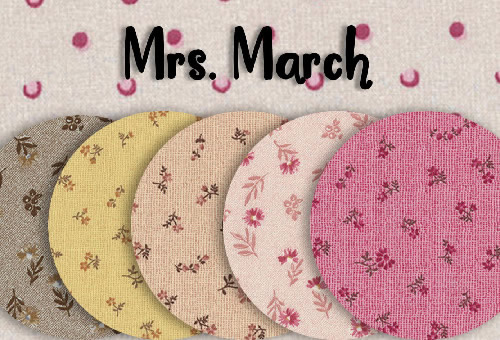 Mrs. March - Lecien